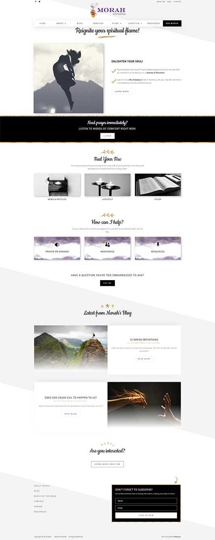 Morah Ministries Home Page