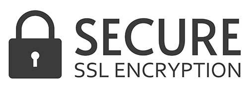 SSL Secure Padlock Icon Symbol